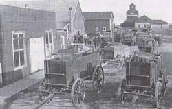Waskada Blacksmith Shop