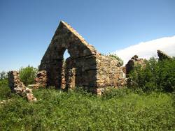 Copley Church in Disrepair